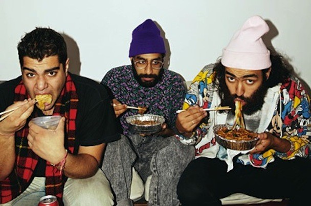 Das Racist & A Tribe Called Red - Indians From All Directions