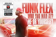 Funkmaster Flex - Who You Mad At? Me Or Yourself?