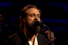 Iron & Wine on Letterman