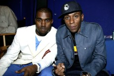 Kanye and Mos Def
