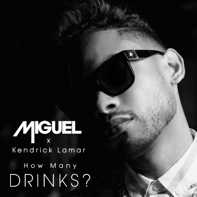 "Miguel - ""How Many Drinks?"""