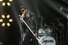 Watch Miguel Kick Ass On <em>SNL</em>