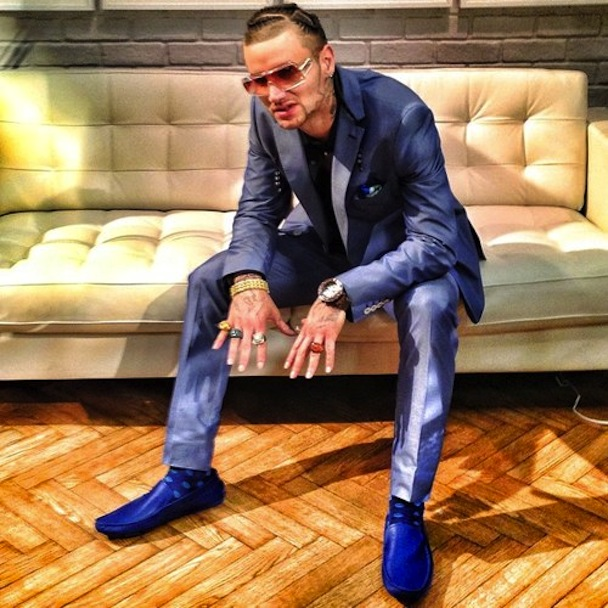 "James Franco Ugly: Riff Raff To Play ""James Franko"" On One Life To Live"