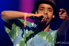 Watch Earl Sweatshirt's Coachella Set