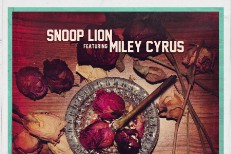 "Snoop Lion – ""Ashtrays and Heartbreaks"" (Feat. Miley Cyrus)"
