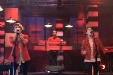 Tegan And Sara on Leno