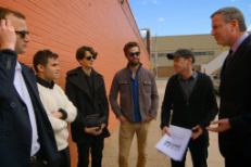 Watch Another Funny Vampire Weekend Unstaged Promo