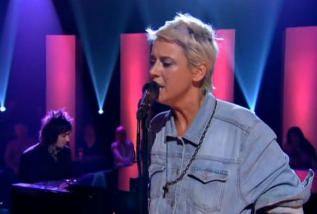 Cat Power on Jools Holland
