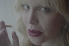 Watch Courtney Love's E-Cigarette Commercial