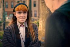 Watch Grimes In Steve Buscemi's Latest Vampire Weekend Webcast Promo