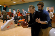 Watch Steve Buscemi And Vampire Weekend Go Bowling