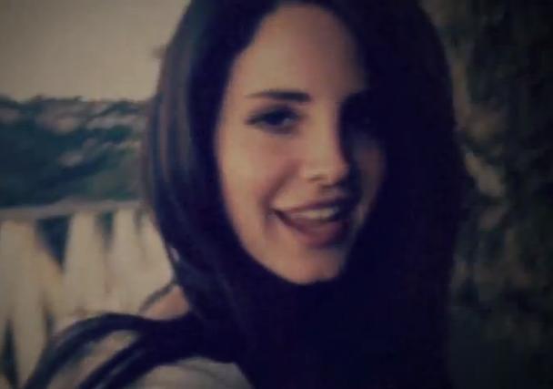 "Lana Del Rey - ""Summer Wine"" Video"