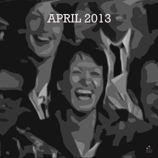 Stereogum Monthly Mix: April 2013