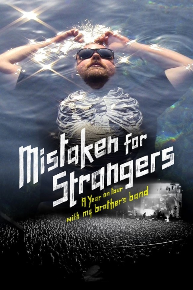 Watch The National's Mistaken For Strangers Documentary Trailer