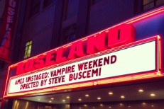 Vampire Weekend @ Roseland Ballroom by Amrit Singh