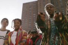 "A$AP Ferg – ""Work (Remix)"" Video (Feat. French Montana, Trinidad James, Schoolboy Q & A$AP Rocky)"