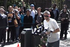 Watch Ad-Rock Speak At Adam Yauch Park Ceremony