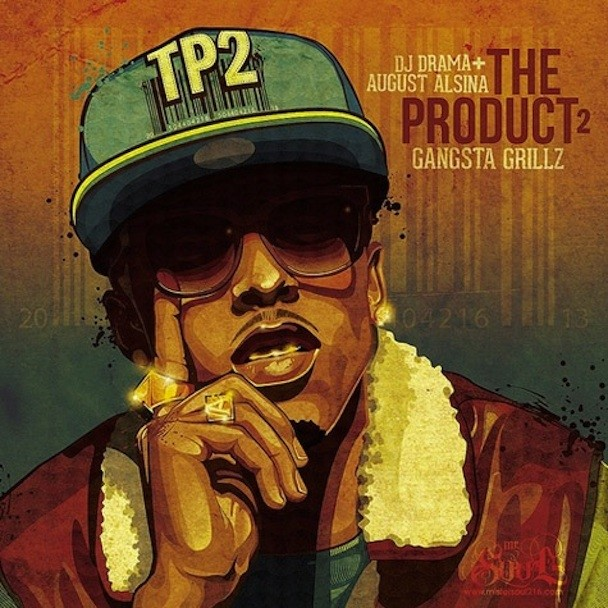 Mixtape of the week august alsina the product 2 stereogum augustalsinatheproduct2608x608 malvernweather Images