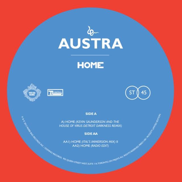 """Austra - """"Home"""""""