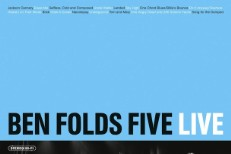 Stream <em>Ben Folds Five Live</em>
