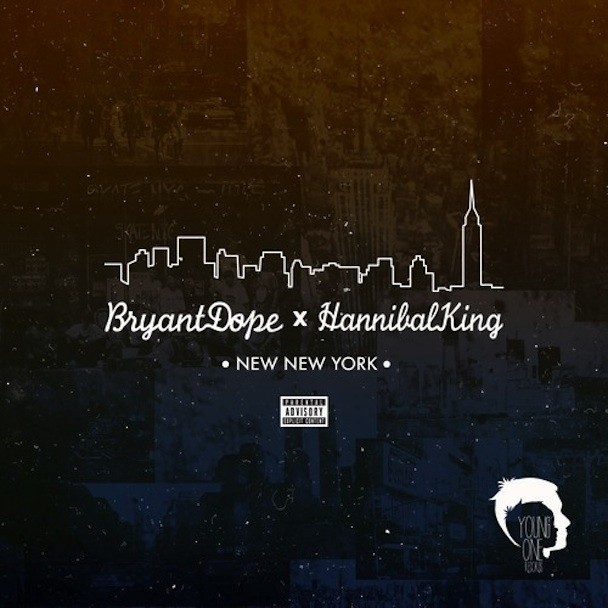 Bryant Dope New New York Mixtape