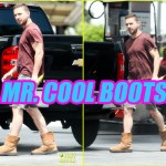 Check Out Mr. Cool Boots!