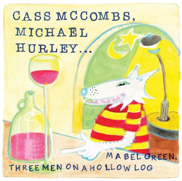 """Cass McCombs - """"Three Men On A Hollow Log"""""""