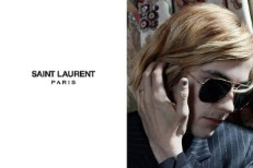 DIIV's Zachary Cole Smith Models For Saint Laurent Paris