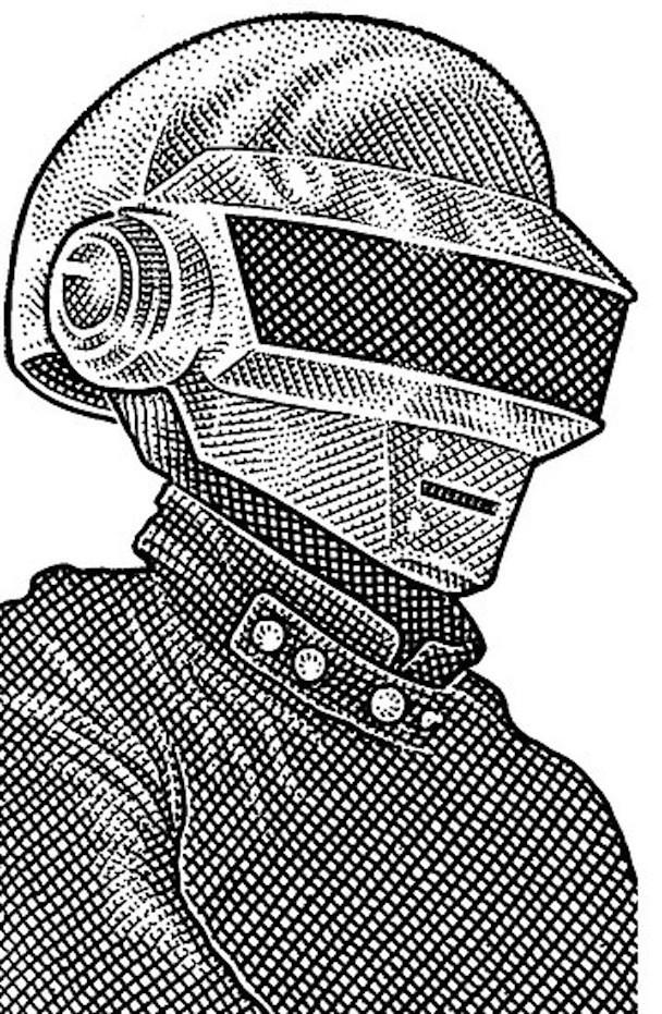 Daft Punk WSJ