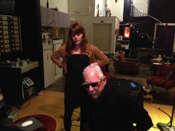 Eric Burdon & Jenny Lewis