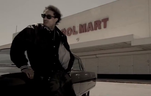"Gunplay - ""Bible On The Dash"" video"