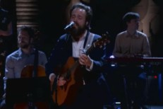 Watch Iron And Wine Play <em>Conan</em>