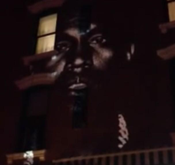 "Kanye West - ""New Slaves"" video"