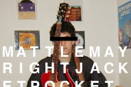 "Matt LeMay – ""Right Jacket Pocket"" & ""If And Or When"" (Stereogum Premiere)"