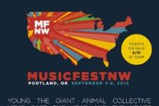 MusicFestNW Lineup