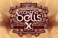 "Rock The Bells 2013 To Feature ""Virtual Performances"" By Ol' Dirty Bastard, Eazy-E"