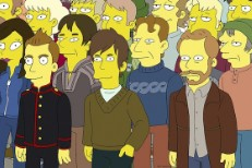 Sigur Ros as Simpsons