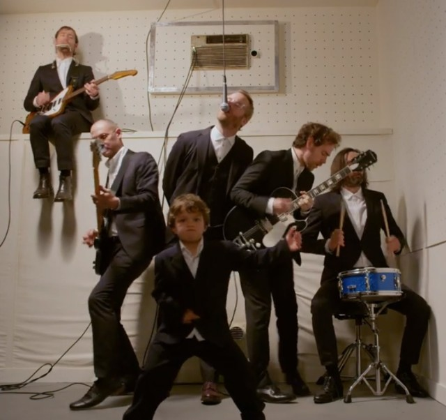 """The National - """"Sea Of Love"""" video"""
