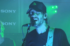 Watch Band Of Horses Cover Jason Molina On Kimmel