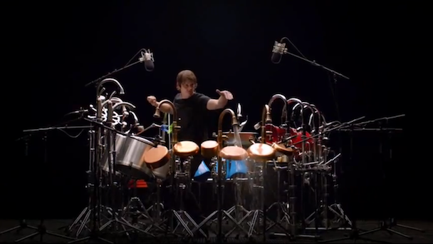 Watch Wilco\'s Glenn Kotche In A Faucet Commercial - Stereogum