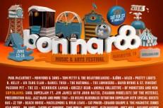 Bonnaroo 2013 Schedule