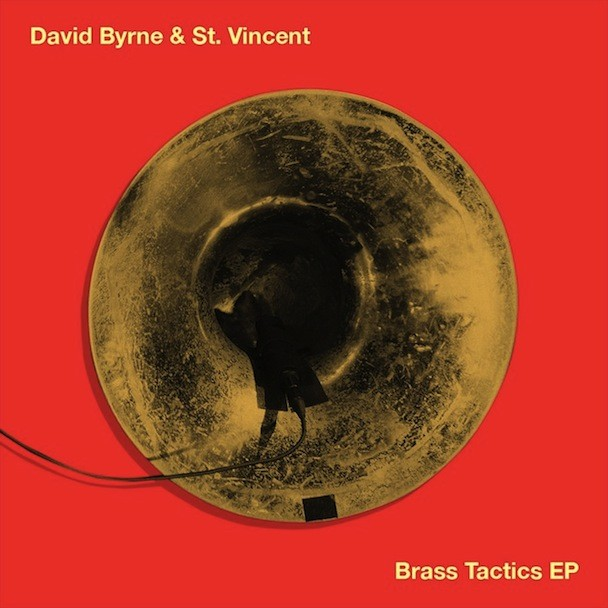 David Byrne & St. Vincent - Brass Tactics