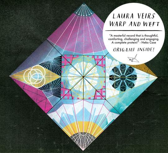 Laura Veirs - Warp And Weft