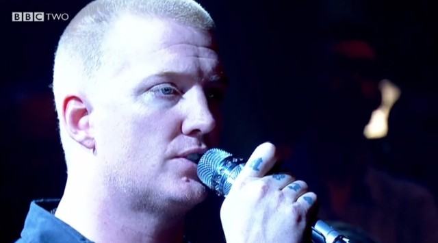 Queens Of The Stone Age on Jools Holland