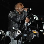 Watch Kanye West Perform New Songs At Governors Ball