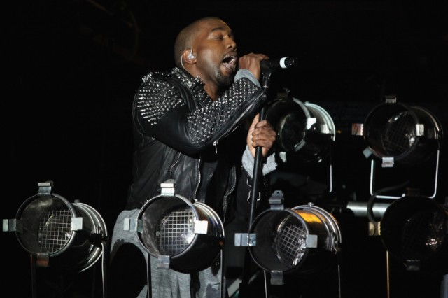Kanye West @ Governors Ball 2013