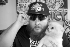 "Action Bronson – ""Heel Toe"" (Prod. by Harry Fraud) (Stereogum Premiere)"