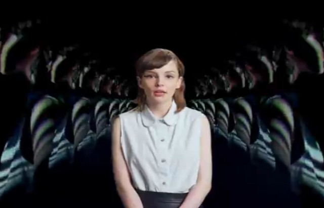 "Chvrches - ""Gun"" video"