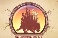 """Deltron 3030 - """"City Rising From The Ashes"""""""