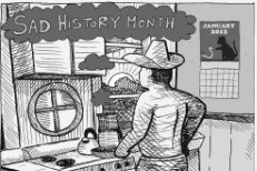 Fat History Month - Sad History Month